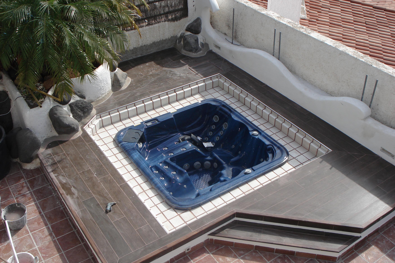 Hidromasaje en tu propia casa un lugar nico y especial for Como instalar un jacuzzi en casa