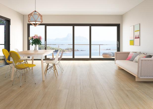 pavimentos cer micos en el interior de casa phconstruye